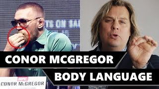 Video Conor McGregor Body Language Breakdown MP3, 3GP, MP4, WEBM, AVI, FLV Oktober 2018