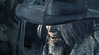 Bloodborne  Father Gascoigne Boss Fight  1080p