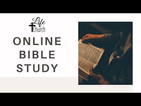 Life Church Bible Study | A Walk Through The Word