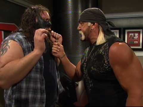 Hulk Hogan and Abyss from TNA iMPACT