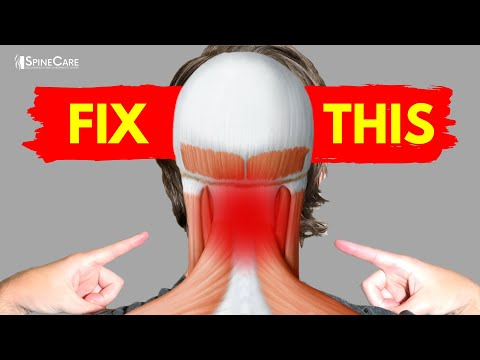 The Best Way to Fix Neck Pain at Home