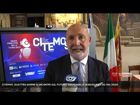 CITEMOS, QUATTRO GIORNI DI INCONTRI SUL FUTURO 'SOSTENIBILE' IN BASILICA | 25/09/2020