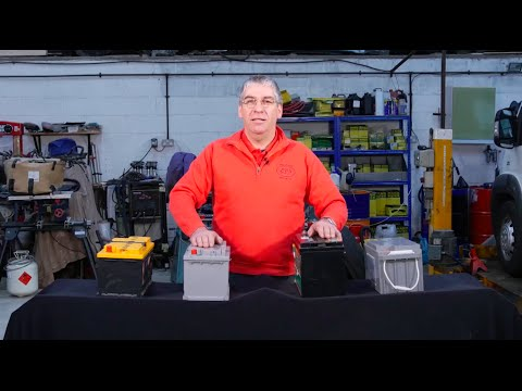 Leisure batteries – expert advice from Practical Motorhome's Diamond Dave
