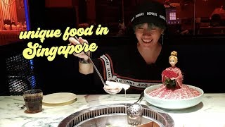 Video UNIQUE FOOD IN SINGAPORE #05 MP3, 3GP, MP4, WEBM, AVI, FLV Juni 2019