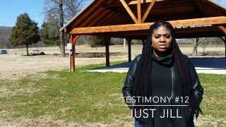 They Overcame By... Episode 9 Testimony of Just Jill - YouTube