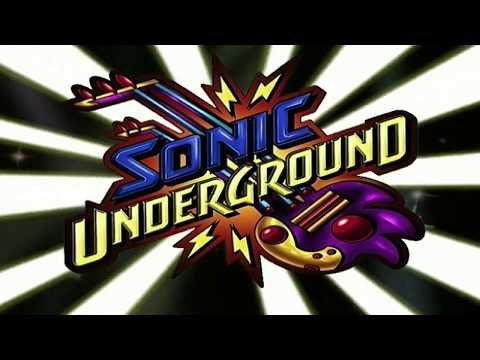 Sonic Underground 112 - A Hedgehog's Home Is Her Castle | HD | Full Episode