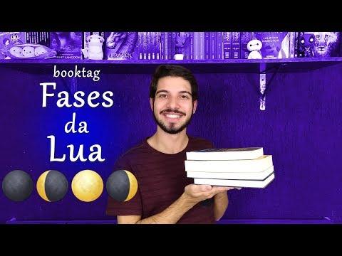 FASES DA LUA | Book Tag | O Refúgio