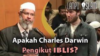 Video Apakah Charles Darwin Pengikut Iblis? | Dr. Zakir Naik MP3, 3GP, MP4, WEBM, AVI, FLV Maret 2019