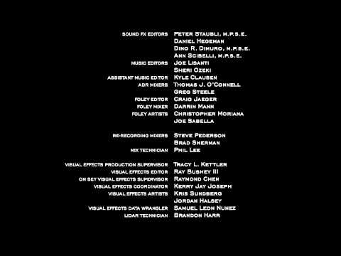 Into the Storm (2014) - End credit database