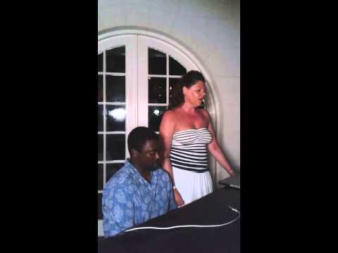 Heaven - A random night in Sandals Barbados