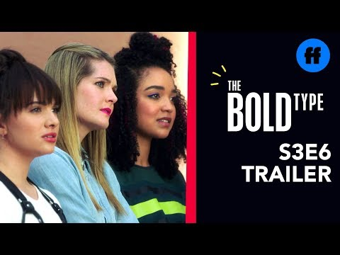 The Bold Type | Season 3, Episode 6 Trailer | Jane's First Day at Scarlet