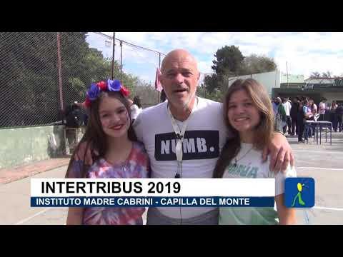 EL CABRINI ESTA CUMPLIENDO 50 AÑOS: VIDEO CON LAS INTERTRIBUS DEL INSTITUTO CABRINI DE CAPILLA