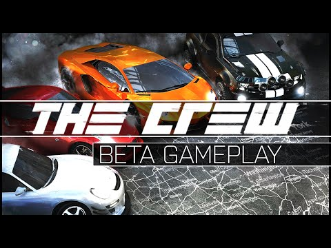 Closed - The Crew Gameplay - First Missions (Closed Beta) Leave a LIKE on this video for more! Subscribe for more! ▻ http://goo.gl/yCQnEn If you want to see more of this game please let me know in...