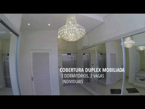 Residencial Interlagos Caxias do Sul - RS | Cobertura Duplex Mobiliada
