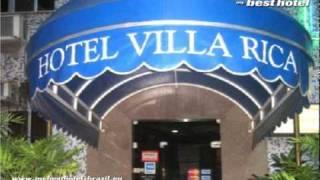 Hotel Villa Rica - Hoteis No Rio De Janeiro - Hotels In Rio De Janeiro Brazil