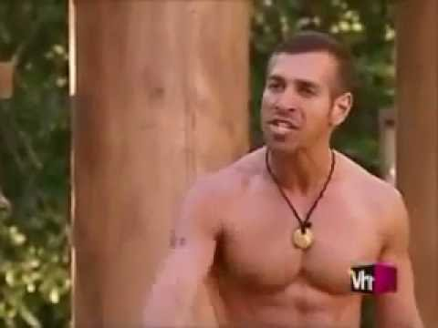 Perhaps the best exit from a reality show ever