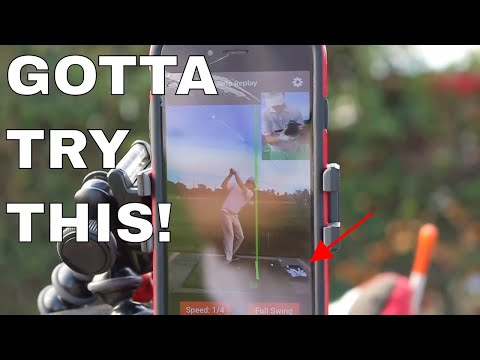"Best App For Being Better At Golf! ""swing Profile"" Review"