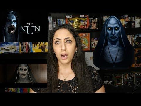 THE NUN 2018 - Official Teaser Trailer REACTION REVIEW!!!!!!