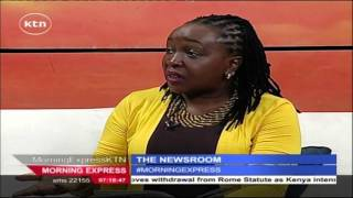 Morning Express: The Newsroom November 25Th, 2015