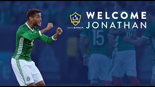 The LA Galaxy have signed Mexican midfielder Jonathan dos Santos from Spain's Villarreal CF as the team's third Designated Player, the club announced today. ...