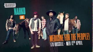 Don't miss these sensational artists in Melbourne during April 2017 - Nahko and Medicine For The People, St Paul and The Broken Bones, Slightly Stoopid and The Record Company! All the details at www.bluesfesttouring.com.au