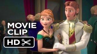 Frozen Movie CLIP - Party Is Over (2013) - Kristen Bell Disney Princess Movie HD