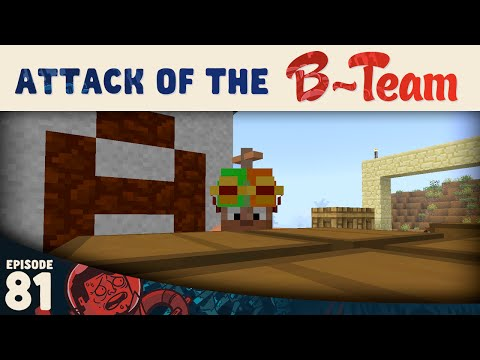 Minecraft :: Important Cover :: Attack of the B-Team E81