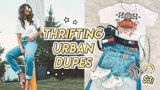Video THRIFTING URBAN OUTFITTERS DUPES FOR SUMMER ☆ MP3, 3GP, MP4, WEBM, AVI, FLV Juli 2019