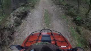 8. Arctic Cat TRV 700h REVIEW