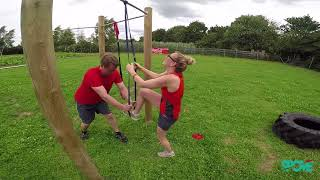 "SPOVE Sport Community: Trainer des Monats August 2017Ben Deitz Personaltrainer & Bootcampinstructorhttps://www.spove.net/trainer-des-monats/08/2017  http://point-of-fitness.com Bootcamp Langenfeld - Personaltraining - Ernährung - functional -funktionelles Training - Fitness - Kettlebell - TRX - battlerope#spove #moveyourspove #sportcommunity #bendeitz #bootcamp #bootcamplangenfeld #pointoffitness #pointoffitnesslangenfeld You have difficulties doing a pullup? Don't worry! Ben has a smart support if needed! Klimmzüge fallen dir schwer? Keine Sorge! Ben hat eine schlaue Hilfe am Start! -------CREDITS-------Ben Deitz http://point-of-fitness.comSalvatore MacviChristin TkotzThis Video features the song ""Knock (Instrumental Version)""http://freemusicarchive.org/music/Josh_Woodward/Addressed_to_the_Stars_1995/JoshWoodward-Knock-NoVox_1075by Josh Woodwardhttp://freemusicarchive.org/music/Josh_Woodward/Available under a creative Commons Attribution License CC BY 4.0https://creativecommons.org/licenses/by/4.0/"