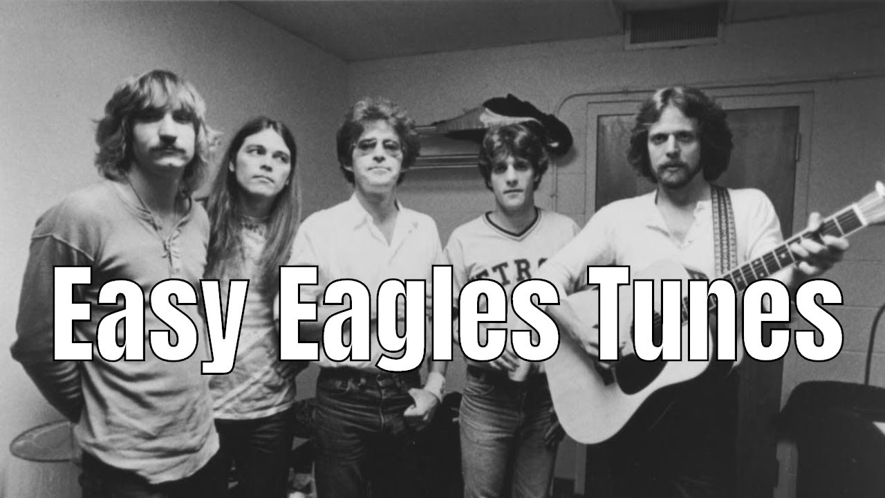 Easy Eagles Songs To Play On Guitar | Already Gone, Peaceful Easy Feeling
