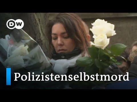 Frankreich: Erschütternd viele Selbstmorde von Polizisten | DW Nachrichten