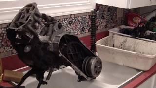 5. 47)-  PROJECT Honda  RUCKUS - HOW TO= Engine COMPLETE REBUILD