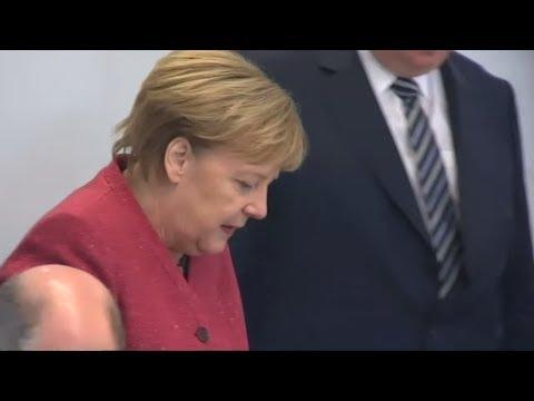 Umfrage: Mehrheit will, dass Merkel die volle Amtszei ...