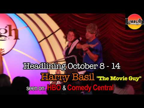Laugh Factory Las Vegas Presents: Al Romas, Harry Basil, & Jill Bryan