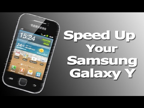 comment installer un jeu sur galaxy y