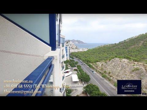 Односпальные апартаменты в Бенидорме (Ла Кала) с видом на море 500м от моря – 105.000 евро