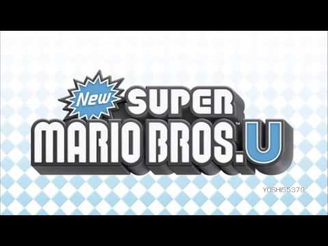 Ghost House (Baby Yoshi Singing) - New Super Mario Bros. U OST