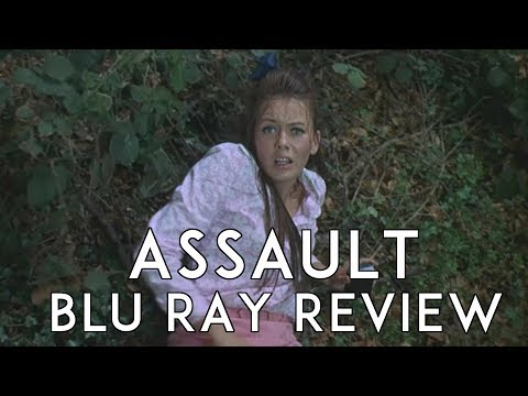 Assault (1971) Blu Ray Review