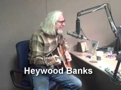 Heywood Banks on Mix 98.9 Youngsown