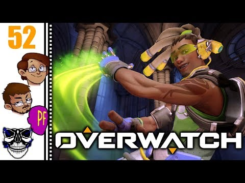 Let's Play Overwatch Part 52 - I Don't Understand Capture the Flag