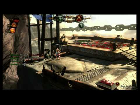 Quick Look: God of War: Ascension Multiplayer Beta – with Gameplay Video