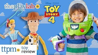 Toy Story 4 Toys from Mattel