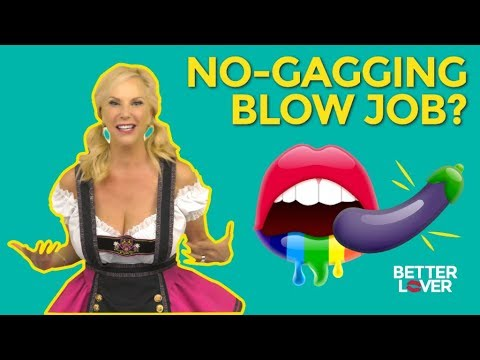 How to Deep Throat And Avoid Gagging