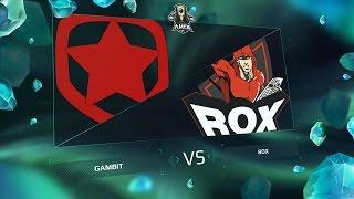GMB vs ROX - Неделя 6 День 2 / LCL