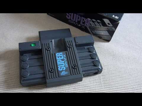 PC Engine Super Grafx