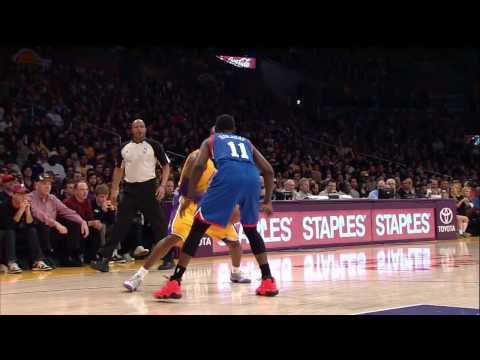 lakers - Check out the Los Angeles Lakers Top 10 Plays of the 2012-2013 Regular Season About the NBA: The NBA is the premier professional basketball league in the Uni...