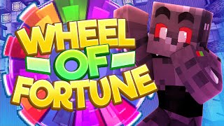 The MINECRAFT WHEEL OF FORTUNE!