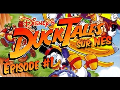 DuckTales 2 : La Bande � Picsou NES
