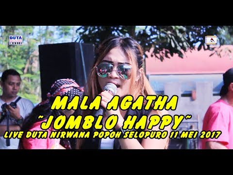 Video MALA AGATHA ~ JOMBLO HAPPY - Duta Nirwana live Popoh Selopuro 11 Mei 2017 download in MP3, 3GP, MP4, WEBM, AVI, FLV January 2017